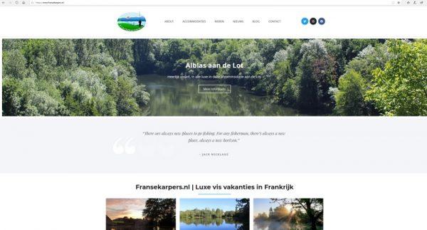 Fransekarpers visvakanties in Frankrijk